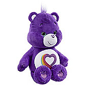 Rainbow Heart Bear