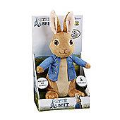 Peter Rabbit Movie Talking Peter
