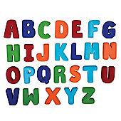 Rubbabu Large Magnetic Alphabet Set Upper Case