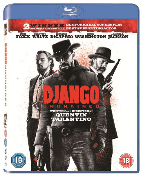DJANGO UNCHAINED (UV) (Blu-ray)
