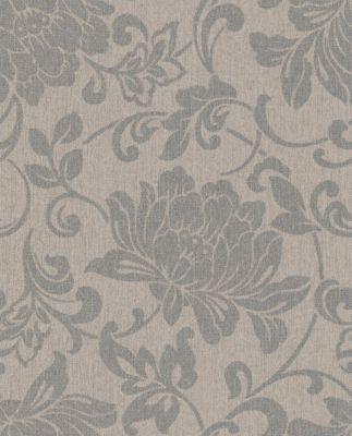 Superfresco Easy Paste The Wall Jacquard Floral Natural Wallpaper
