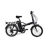Byocycle Chameleon Folding Electric Bike Cross-bar 10Ah