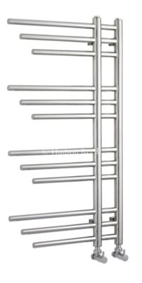 Hudson Reed Finesse Radiator in Stainless - 90 cm x 50 cm