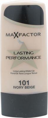 Max Factor Lasting Performance Foundation 35ml 101 (Ivory Beige)