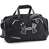 Under Armour Storm Undeniable II Duffel Sports Bag Large Black