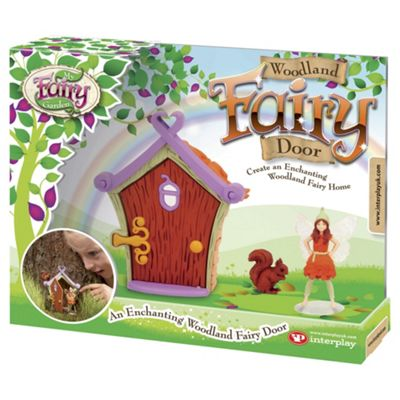 My Fairy Garden Woodland Fairy Door