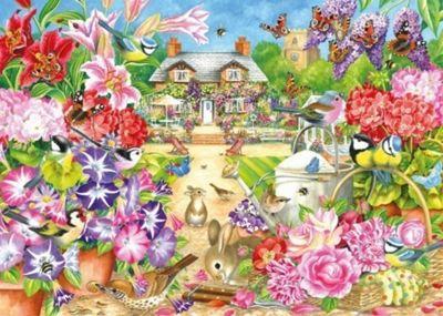 Summer Garden - 1000pc Puzzle
