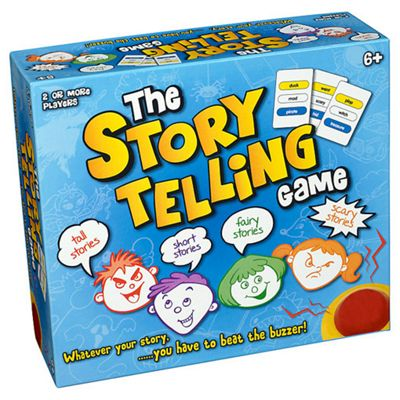 The Story Telling Paul Lamond Game for 2 or more players, age 6 yrs+