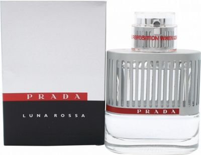 Prada Luna Rossa Eau de Toilette (EDT) 50ml Spray For Men