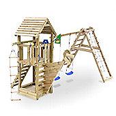 Wickey Viking's Swing Climbing Frame