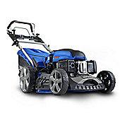 Hyundai 173cc Petrol 4 Stroke 51cm Self Propelled Electric Start Lawn Mower - HYM510SPE