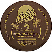 Malibu Bronzing Body Butter SPF2 250ml