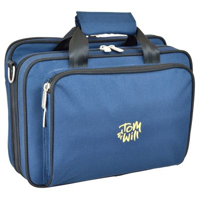 Tom and Will 36OB Oboe Hard Case - Blue