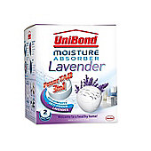 UniBond Aero Bubble Fresh Scented Refills - Lavender - 2 Pack