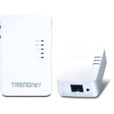 TRENDnet TPL-410APK Powerline 500 Wireless Kit (V1.0R)