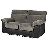Dorset Medium Sofa Recliner - Dark Grey