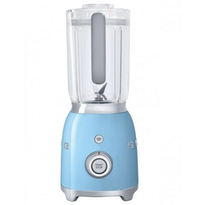 Smeg BLF01PBUK | 50's Retro Style Food Blender in Pastel Blue