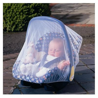 Clippasafe Car Seat Insect Net