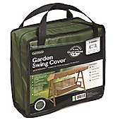 Gardman 3 Seater Garden Swing Cover- Green