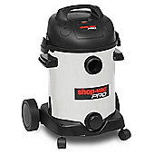 Shop Vac Pro 25L portable Wet and Dry Vacuum Cleaner