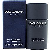 Dolce & Gabbana Pour Homme Deodorant Stick 75ml