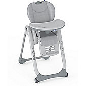 Chicco Polly 2 Start Highchair (Happy Silver)