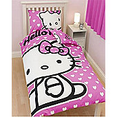 Hello Kitty Hearts, Single Bedding