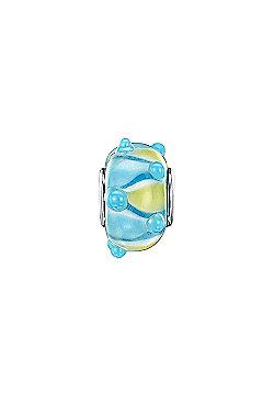 Jo For Girls Serenity Glass Slide On Bead
