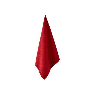 Ladelle Microfibre Red Tea Towel