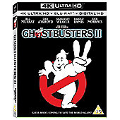 Ghostbusters 2 1989 4K ULTRA HD