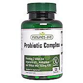 Natures Aid Probiotic Complex - 120 Vegetarian Capsules