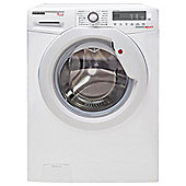 Hoover Washer Dryer, WDXCE4852, 8kg load with 1400 rpm - White