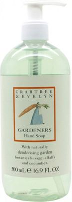 Crabtree & Evelyn Gardeners Hand Soap 500ml