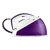 Philips GC6627 Pressurised Steam Generator Iron with 2400W and 4 Bar Pressure in Purple
