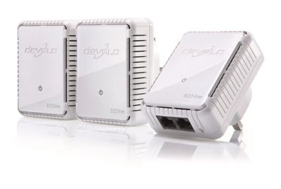 Devolo dLAN 500 Mini Duo Network Kit