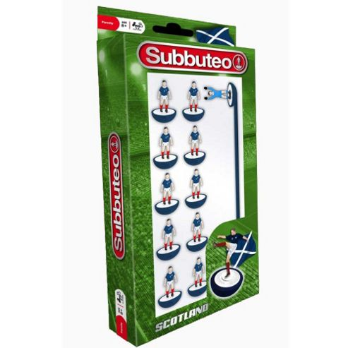 Subbuteo Player Scotland