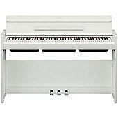Yamaha YDP-S34 Digital Piano - White