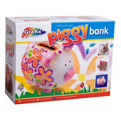 Grafix Make Your Own Piggy Bank