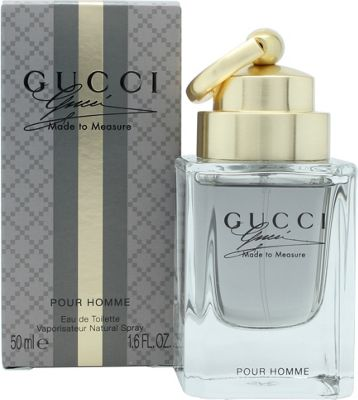 Gucci Made to Measure Eau de Toilette (EDT) 50ml Spray For Men
