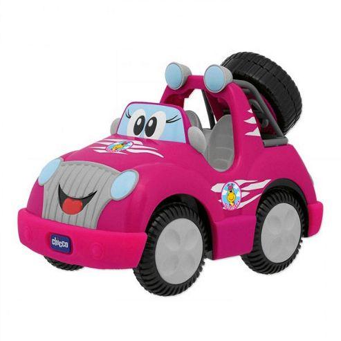 Chicco Safari Park First Remote Control Car - Pink