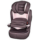 Nania Master SP Luxe Car Seat (V Star Pink)