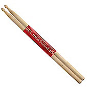 Rocket 5B Maple Drum Sticks - Wooden Tip - Pair