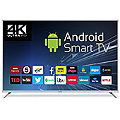 Cello C75ANSMT-4K 75 Inch Android Smart 4K Ultra HD LED TV with Wi-Fi and Freeview T2 HD