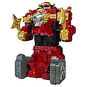 Power Rangers Ninja Steel Lion Fire Fortress Zord