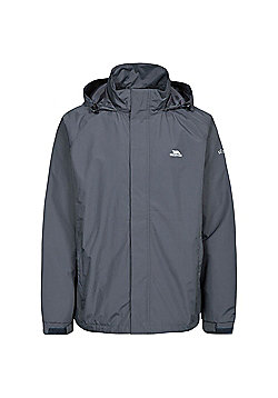Trespass Mens Nabro II Jacket - Grey