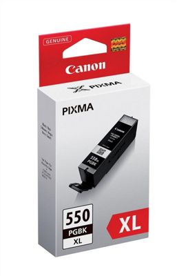 Canon PGI-550XL Black High Yield Ink Cartridge