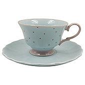 Tea & Treats Tea Cup & Saucer