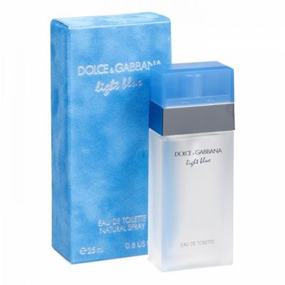 Dolce & Gabbana Light Blue Eau De Toilette 50ml Spray