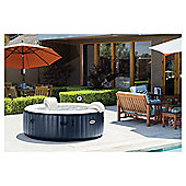 Intex Purespa 77in x 28in Bubble Massage Inflatable Hot Tub Spa