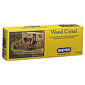 Breyer 1:9 Scale Wood Corral